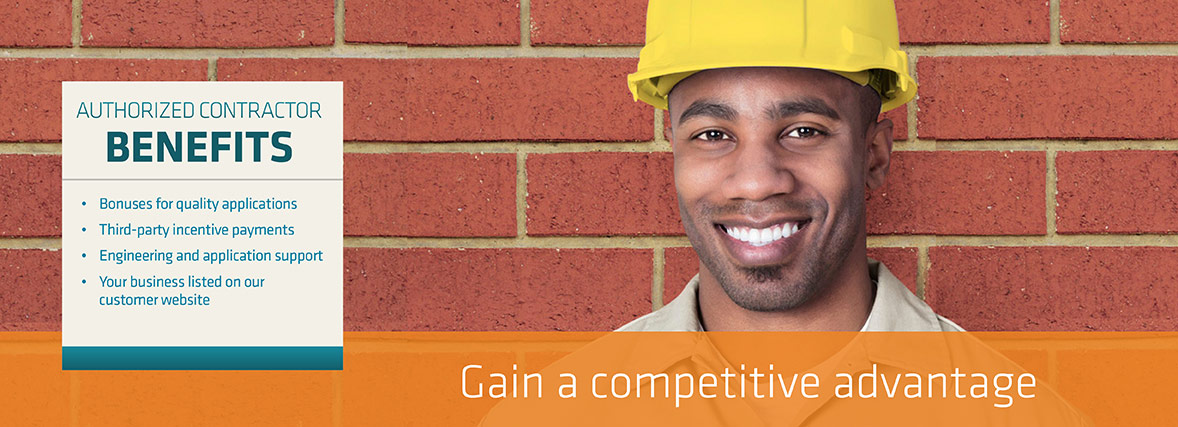 Authorized Contractor Benefits