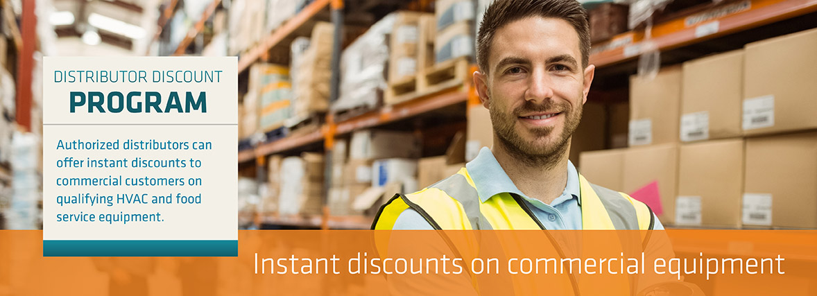 Distributor Discount Program