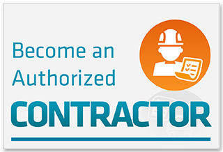 Become an Authorized Contractor