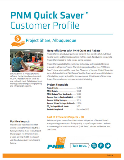 Project Share Case Study